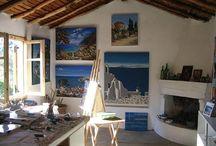 atelierul de pictura