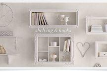 Shelves / by Sophia Aslami