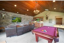 Specialty Rooms | By GNW / Game rooms, movie rooms, offices, and other special spaces!
