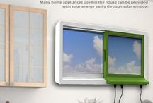 Solar-energy and products.