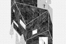 Architektural drawing