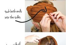 Amazing Hairstyles / Tutorials and inspirations, all about hair