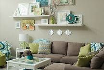 living room ideas / by Toni Manning