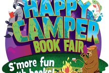 Camping Theme Right to Read Week