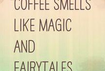 Coffee, fairytale, magic❕