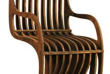 Wood design / Diseños de mobiliario Cristian Neira, Escuela de diseño, universidad de Valparaíso