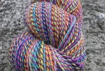 HandSpun Yarns by Babylonglegs