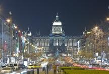 Praha - the magic city / Magic city in Central Europe