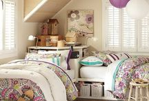 Two Kids Room Layout / by Monica Alvarez