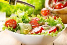 Saladas para melhorar a digestao