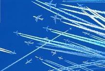 LANDSCAPES Airplanes and Airports / Aviões e Aeroportos
