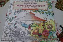 Debbie Macomber book / colouring by Mihaela Vas