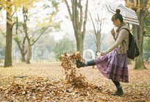 Mori Kei and Natural Kei / Two fashion styles from Japan inspirated by nature