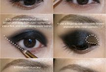 Eyes / eyes speak more than words. so every girl should invest on kajal and mascara :)