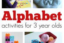 ABCs for preschoolers