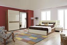 Mimoza Yatak Odası / Yatak Odası İzmir Ervada Mobilya