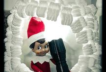 Elf On the Shelf Ideas / Unique and fun Elf on the Shelf Ideas and inspiration on what to do with your Elf on the Shelf this Christmas