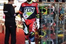 Fox Racing - Výstava Incheba 2014