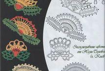 Crochet - Irish motifs