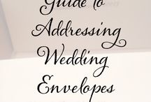 Wedding Prep / by Marissa Gomez
