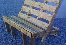 Creations from pallets