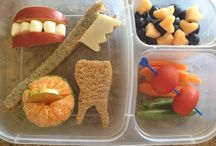 Tooth Friendly Meals and Snacks / Healthy eating habits lead to healthy teeth. Children should eat a variety of foods from the five major food groups. Most snacks that children eat can lead to cavity formation. The more frequently a child snacks, the greater the chance for tooth decay.  If your child must snack, choose nutritious foods such as vegetables, low-fat yogurt, and low-fat cheese, which are healthier and better for children's teeth