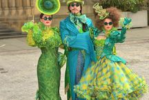 Oz costumes