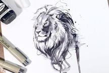 Mürekkep Çizimler