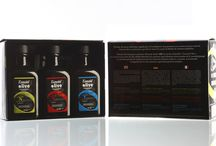 EXTRA VIRGIN premium Olive oils from Spain / Esencial Olive: GOURMET RANGE