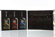 EXTRA VIRGIN premium Olive oils from Spain / Esencial Olive: GOURMET RANGE