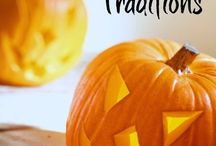 Fall and Halloween Traditions