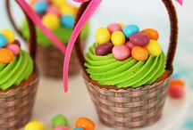Easter Cupcake Ideas / Easter yummies