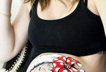 Bellypainting / Photos de maquillage artistique bellypainting