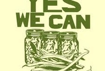 Food To Can / by Valerie Peterson