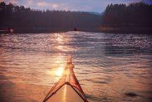Kayak / Kayak trips