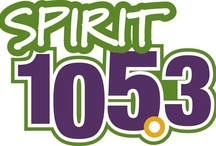 Repin if you Listen to SPIRIT 105.3 / by Spirit 1053