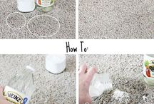 cleaning carpet stains
