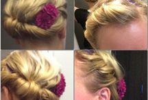 Ideer-håropsætning