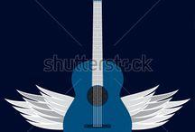 Shutterstock musical instruments