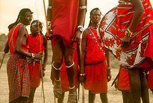 Etnology, Africa