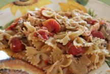Chicken or Turkey / Food storage recipes including chicken or turkey.