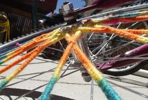 yarn bombs! / by Violetique
