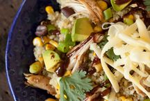 Dinner Ideas / by Candis Ford