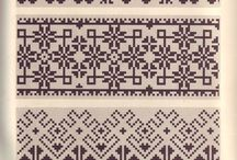 Latvian embroidery
