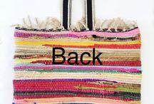 Tasche aus teppichen gekauft