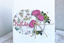 Favourite Stampin Up Cards by other Demos