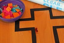 Kids can craft (2-4 years) / Ideas for the youngest to do with their parents help.