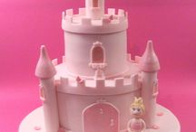 cake Sleeping Beauty -Šípková Růženka