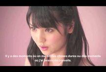 Sayumi Michishige ☆ elle veux que les Morning Musume soit connue dans le monde entier et c'est un de mes rêves également *-*