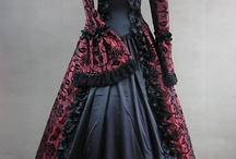 Vestidos época colonial